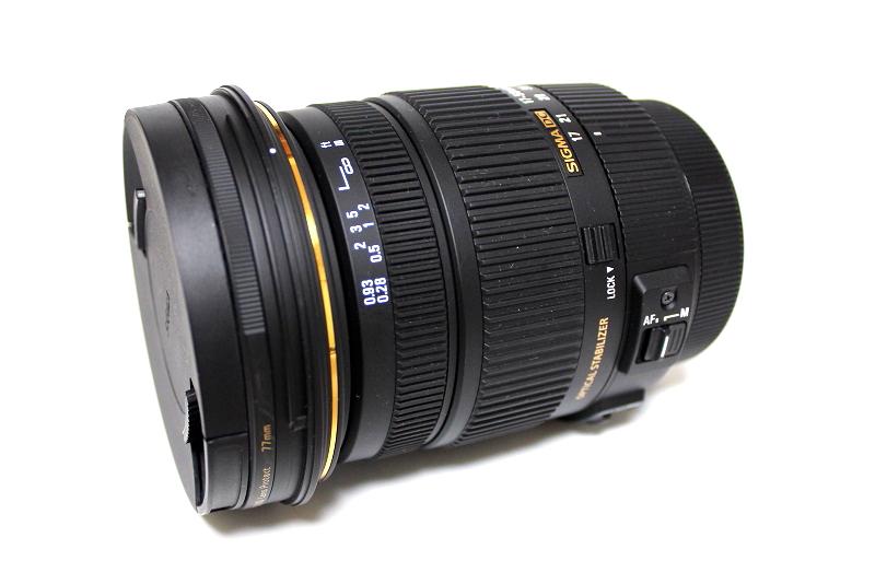 17-50mm F2.8 body